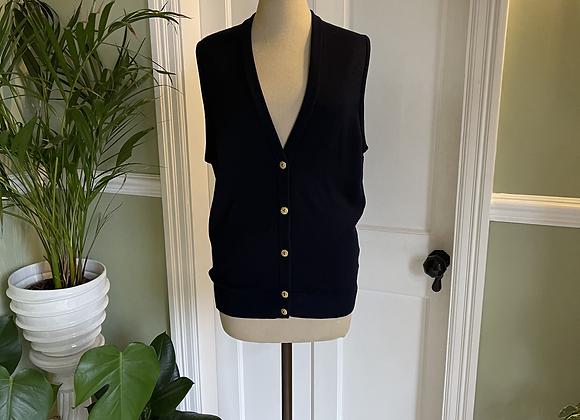 Pure Wool Knit Waist Coat