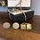 Thumbnail: Two Sets of Square & Round Cuff  Links