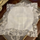 Thumbnail: Vintage Lace Handkerchief - Pointed