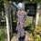 Thumbnail: 1980s  Dress with Hem Frill and Sash