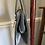 Thumbnail: Grey Patent Leather handbag