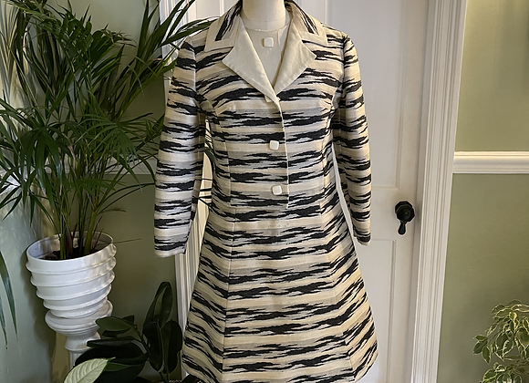 1960s Dress and Jacket Suit