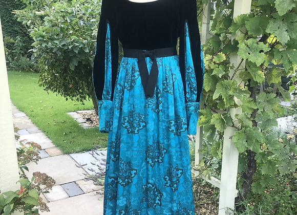 Frank Usher Gown