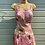 Thumbnail: Original 1950s  Swim Suit with Pleated Skirt