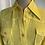 Thumbnail: Canary Yellow 1970s cotton Jersey Shirt