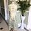 1940s Lightweight  Daisy Floaty Dress Back View