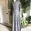 Thumbnail: 1970s Python Print Maxi Dress