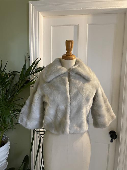 Luxury Faux Fur Short Jacket