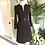 Thumbnail: 1960s Boutique Wool Dress