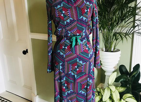 1970s Polo Dress