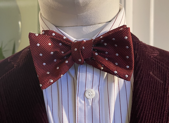 Silk Self Tie Bow Tie