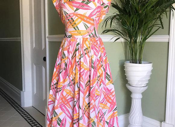 1950's Tea Dress