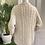 Thumbnail: Aran Wool Knit Cardigan /Jacket