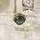 Thumbnail: Clear Stone  Ring & Diamanté