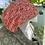 1940s Coral Head Piece