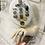 Thumbnail: Faux Moonstone & Diamanté Ring