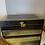 Thumbnail: Vintage Jewellery Box - Black