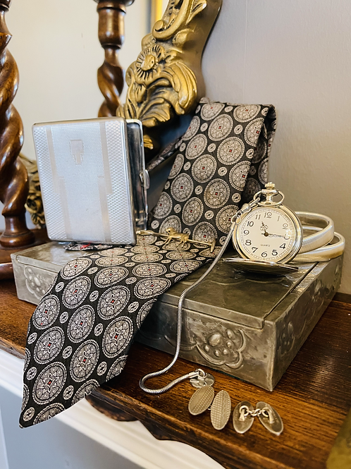Peaky Accessory Pack - Grey Silver
