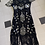 Thumbnail: 1920s Style Fringed Silver Sequinned Dress