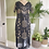 Thumbnail: 1920s Style Fringed Gold Sequinned Dress