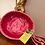 Thumbnail: Pink 1960s Tassel Hat