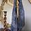 Thumbnail: Vintage Cravat - Blue Paisley