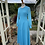 Thumbnail: 1970s Maxi Dress with Sheer Sleeves