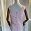 Thumbnail: 1960s Pink Knitted Beaded Top