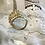 Thumbnail: Diamante Encrusted Dome Ring