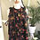 Thumbnail: 1970s Maxi Dress with sleeveless Cape