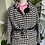Thumbnail: Hounds Tooth Check Wool Suit