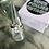 Thumbnail: Clear Stone & Diamanté Silver Set Ring