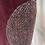 Burgundy Corduroy Jacket with Silk & Harris Tweed Elbow View