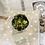Thumbnail: Green Faux Amber Ring