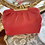 Red Vintage Coin Purse