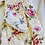 Thumbnail: 1950s Rose Quilted House Dressing Gown