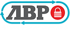 ABP Logo Certified Round Lock White text