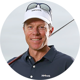 Nick O'Hern PGA Tour Professional and Boad Member