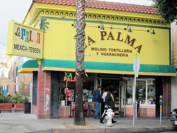 La Palma Mexicatessan, San Francisco
