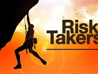 Take a Risk and Rise