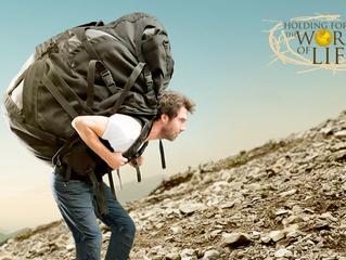 Is Your Burden Heavy?