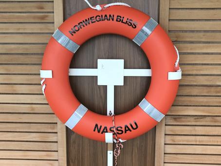 Norweigan's Bliss Inaugural Cruise - May 2018