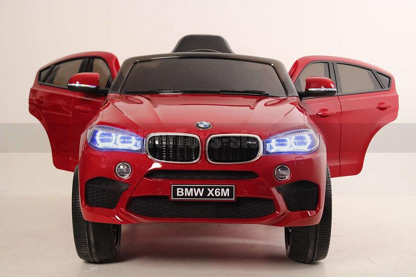 Электромобиль детский BMW X6M JJ2199