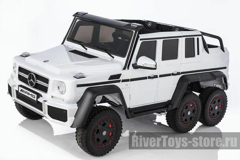 Электромобиль детский Mercedes-Benz G63-AMG 4WD