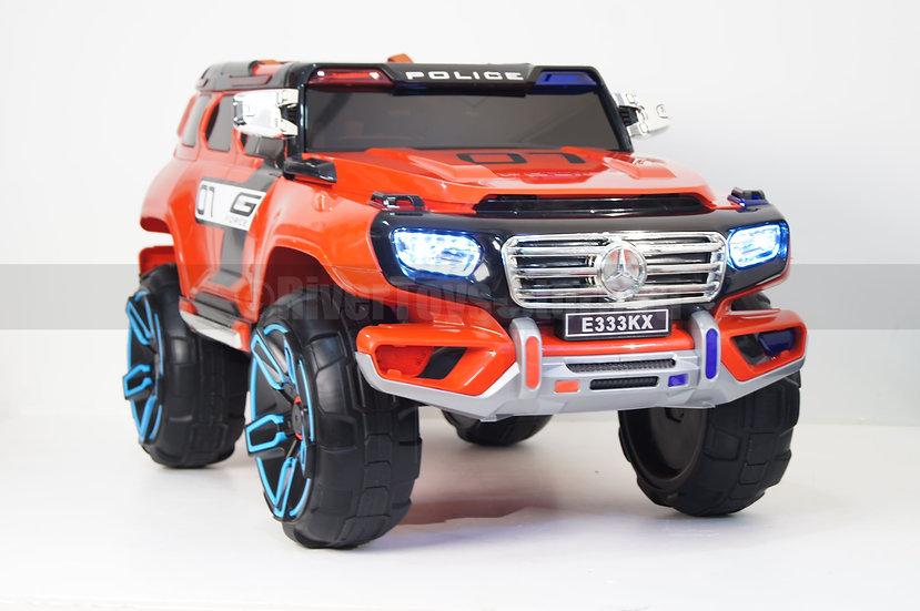 Электромобиль детский Mercedes-Benz Police E333KX