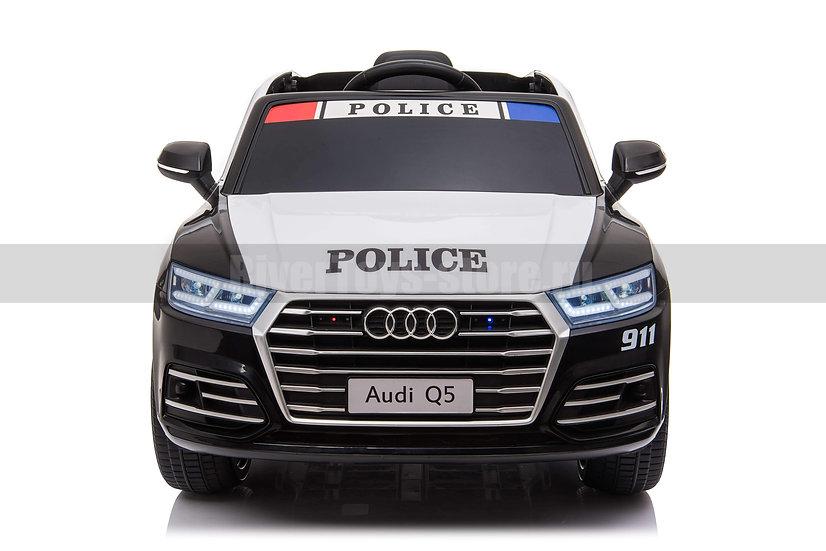 Электромобиль детский AUDI Q5 (полиция)