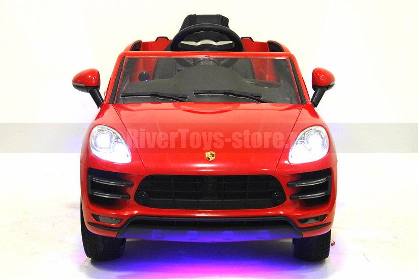 Электромобиль детский Porsche Cayenne