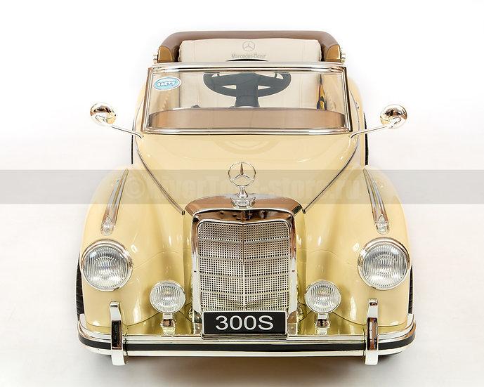 Электромобиль детский Mercedes-Benz 300S (FM-радио)