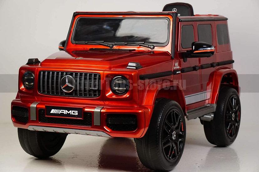 Электромобиль детский Mercedes-AMG G63 K999KK 2WD