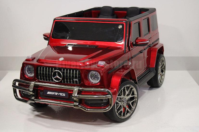 Электромобиль детский Mercedes-AMG G63 4WD (S307)